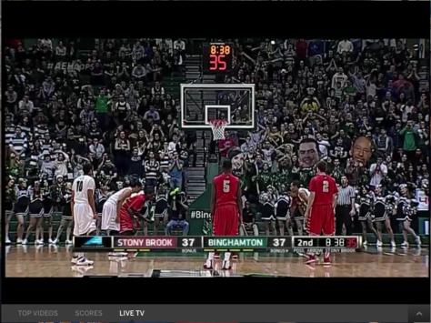 The BU Zoo on ESPN3 during the 2013-14 Men's Basketball season (Via ESPN3)