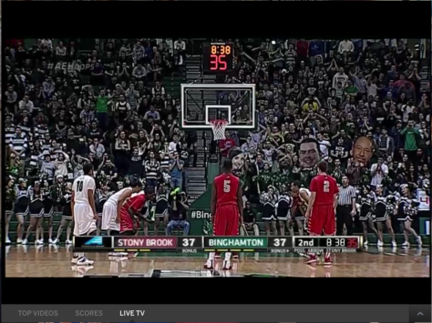 The BU Zoo on ESPN3 during the 2013-14 Men's Basketball season (Via ESPN3)