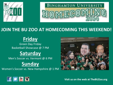 Zoo Homecoming