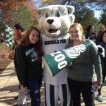 We love Bearcats spirit!